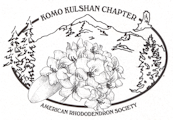 Komo Kulshan Chapter of the American Rhododendron Society logo