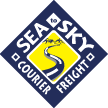 Sea to Sky Courier logo